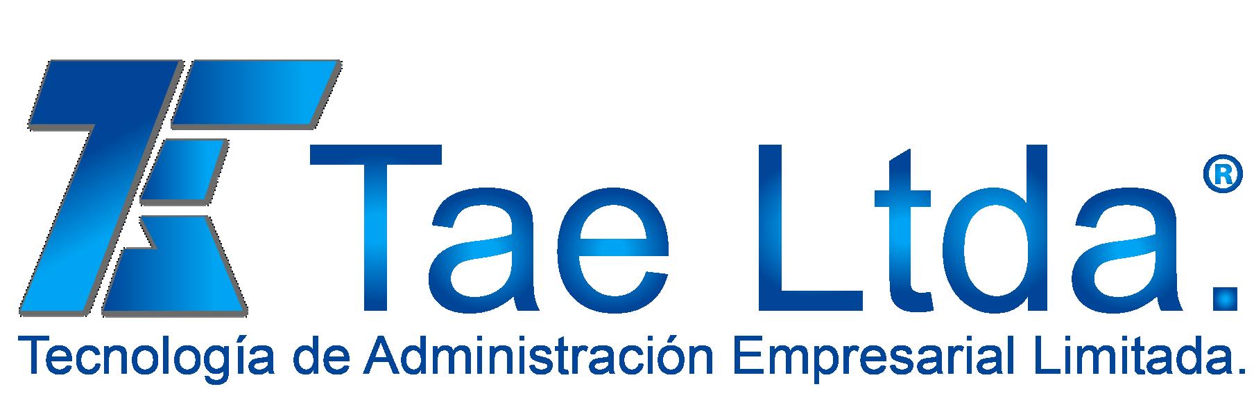 Logotipo TAE LTDA